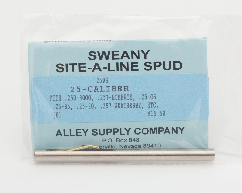 """250S .249"""" Spud, 250-Sav. 25-06, 257-Robt"""